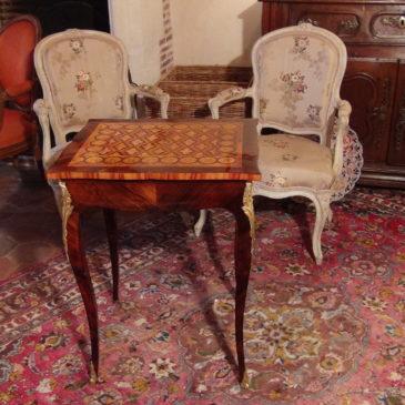 Table de milieu Louis XV époque XVIII ème