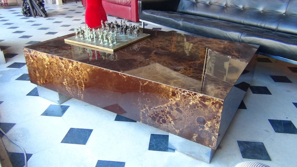 table basse ligne roset -  Broc-Chic®