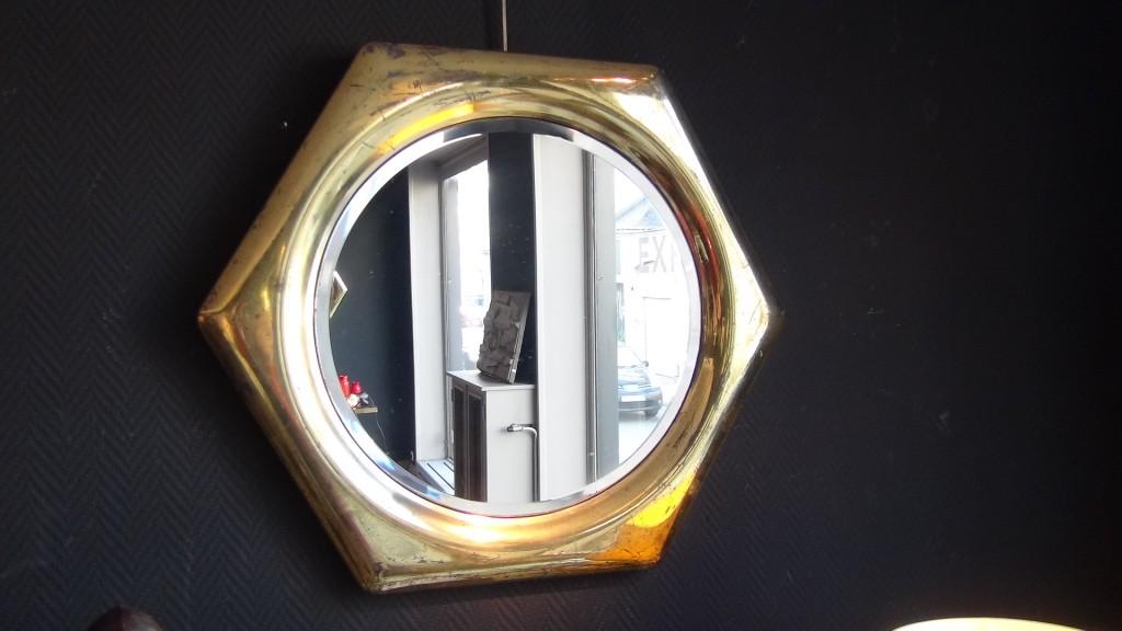 Miroirs laiton Edition Reggiani -  Broc-Chic®