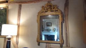 Miroir style Louis XVI - Broc-Chic®