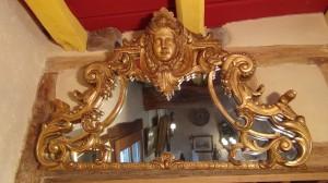 Dessus de miroir XIX ème - Broc-Chic®DSC06870