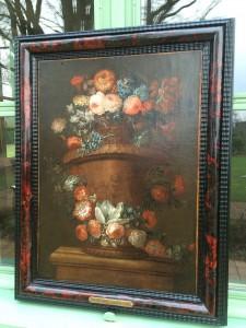 Huile sur toile XVII ème2-duchaylat-an